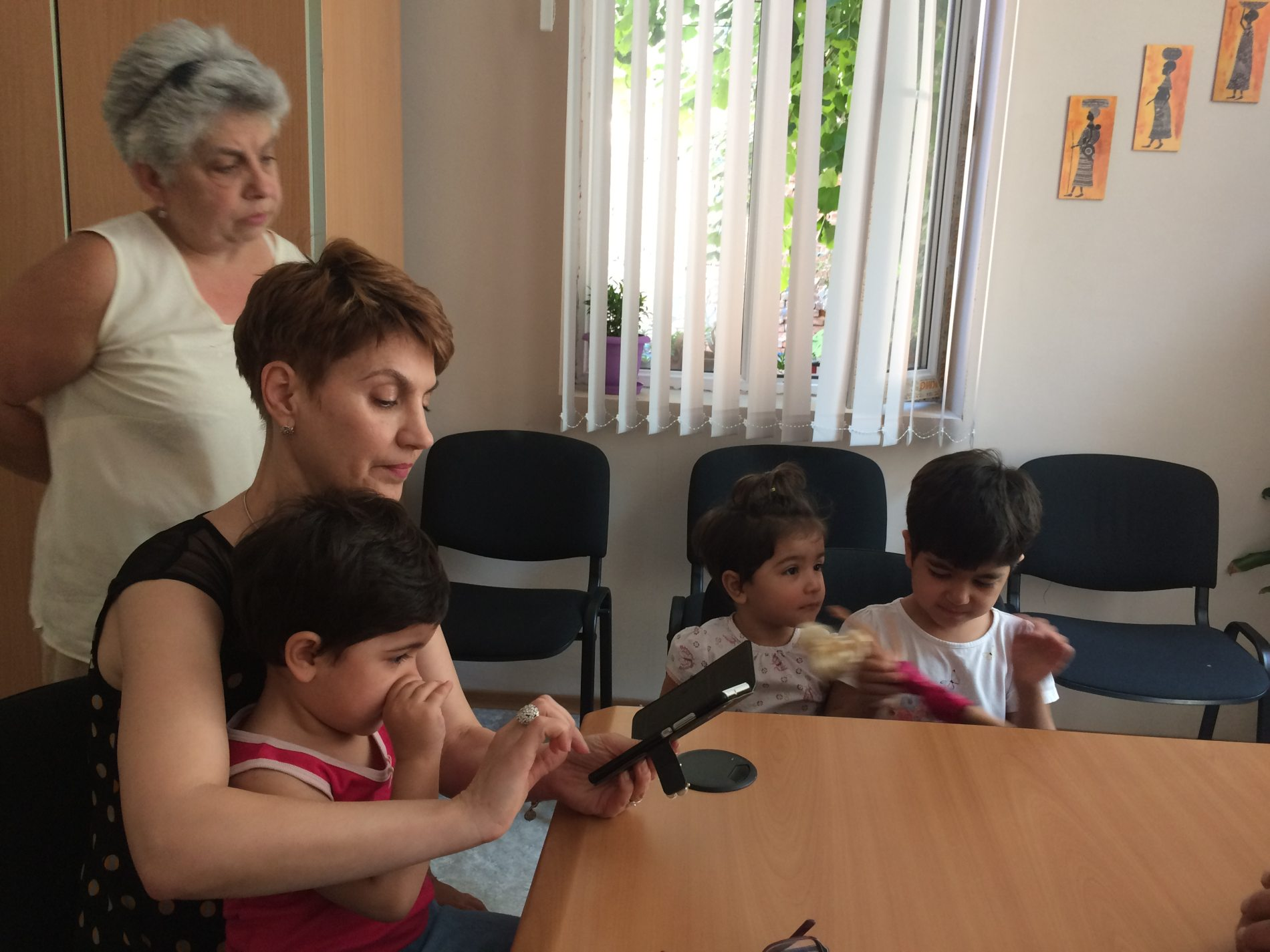 """Deana Dimova: """"Roma women do not feel that violence against them and their children is something wrong"""""""
